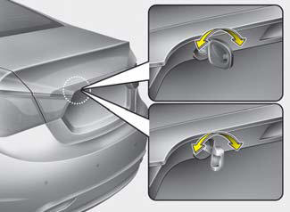 Opening The Trunk Trunk Features Of Your Vehicle